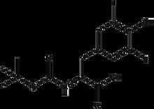 Boc-3,5-diiodo-D-tyrosine