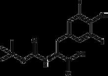 Boc-3,5-diiodo-L-tyrosine