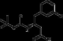Boc-3-chloro-L-b-homophenylalanine