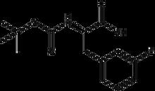 Boc-3-fluoro-D-phenylalanine