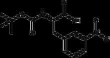 Boc-3-nitro-D-phenylalanine