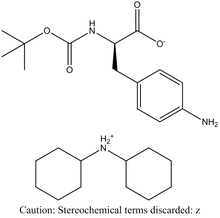 Boc-4-(Z-amino)-D-phenylalanine dicyclohexylammonium salt
