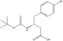 Boc-4-bromo-L-b-homophenylalanine