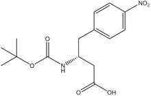 Boc-4-nitro-L-b-homophenylalanine