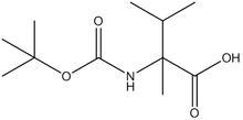 Boc-a-methyl-DL-Valine