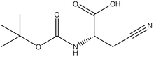 Boc-b-cyano-L-alanine