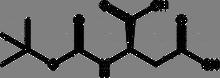 Boc-D-aspartic acid