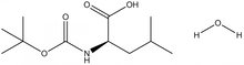 Boc-D-leucine hydrate