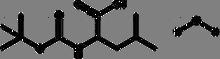 Boc-DL-leucine hydrate