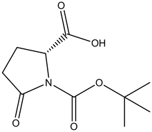 Boc-D-pyroglutamic acid