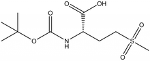Boc-L-methionine sulfone