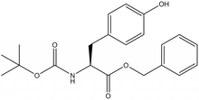 Boc-L-tyrosine benzyl ester