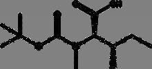 Boc-N-methyl-D-allo-isoleucine