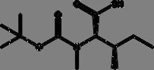 Boc-N-methyl-D-isoleucine
