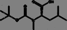 Boc-N-methyl-D-leucine