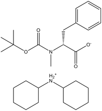 Boc-N-methyl-D-phenylalanine dicyclohexylammonium salt