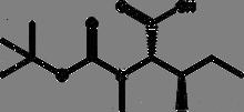Boc-N-methyl-L-allo-isoleucine