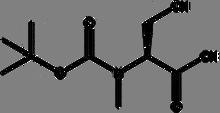 Boc-N-methyl-L-serine