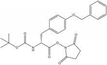 Boc-O-benzyl-D-tyrosine-N-hydroxysuccinimide ester