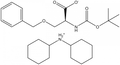 Boc-O-benzyl-L-serine dicyclohexylammonium salt