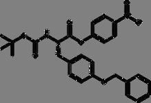 Boc-O-benzyl-L-tyrosine 4-nitrophenyl ester