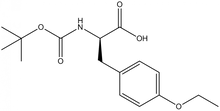 Boc-O-ethyl-D-tyrosine