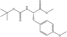 Boc-O-methyl-L-tyrosine methyl ester