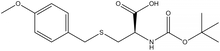 Boc-S-4-methoxybenzyl-L-cysteine