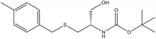 Boc-S-4-methylbenzyl-D-cysteinol