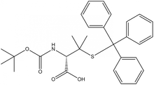 Boc-S-trityl-D-penicillamine