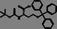 Boc-S-trityl-L-homocysteine