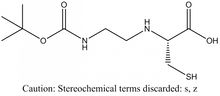 Boc-S-Z-aminoethyl-L-cysteine