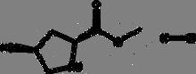 cis-L-4-Hydroxyproline methyl ester hydrochloride