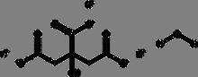 Citric acid tripotassium salt monohydrate