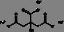Citric acid trisodium salt anhydrous