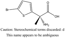 D-2-(5-Bromothienyl)alanine
