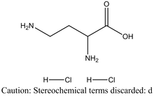D-2,4-Diaminobutyric acid dihydrochloride