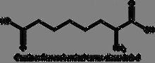 D-a-Aminosuberic acid