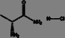 D-Alanine amide hydrochloride
