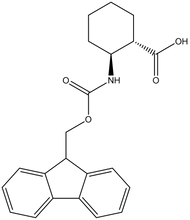 Fmoc-(1S,2S)-2-aminocyclohexane carboxylic acid