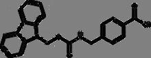 Fmoc-(4-aminomethyl) benzoic acid