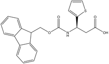 Fmoc-(R)-3-amino-3-(2-thienyl)propionic acid