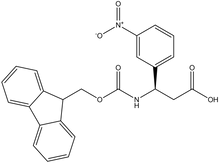 Fmoc-(R)-3-amino-3-(3-nitrophenyl)propionic acid