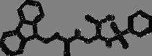 Fmoc-(S)3-amino-2-(phenylsulfonylamino)propionic acid