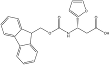 Fmoc-(S)-3-amino-3-(2-furyl)propionic acid