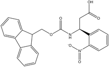 Fmoc-(S)-3-amino-3-(2-nitrophenyl)propionic acid