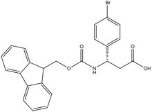 Fmoc-(S)-3-amino-3-(4-bromophenyl)propionic acid