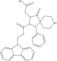 Fmoc-3-carboxymethyl-1-phenyl-1,3,8-triazaspiro[4.5]decan-4-one