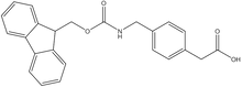 Fmoc-4-aminomethyl-phenylacetic acid