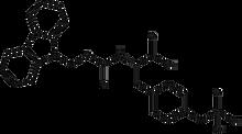 Fmoc-4-phosphomethyl-L-phenylalanine